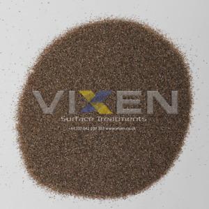 Reclaimed Media Vixen Virgin Brown 180/220 Grade (Blasting,Shot,Sand,Grit)