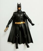 DC Comics Batman Arkham City The Dark Knight batman action FIGURE w gun 6""