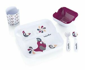 Babymoov Lovely Lunch Set / baby, infant & toddlers Plate & Cutlery GIft set