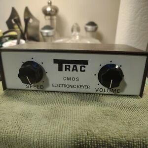 TRAC Electronic Keyer