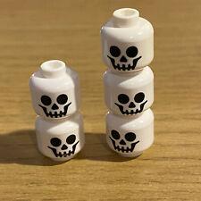 Lego squelette EL FUEGO version Tête X 1 Blanc