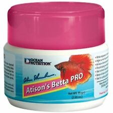 Ocean Nutrition atison's Betta PRO 75 G Floating Pellets