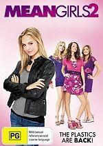 Mean Girls 2 * NEW DVD * Claire Holt Jennifer Stone (Region 4 Australia)