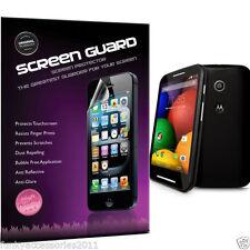 Fundas y carcasas Para Motorola Moto E color principal transparente para teléfonos móviles y PDAs