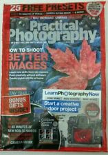 Practical Photography Magazine March 2019 Sealed Free Creative CD Inside