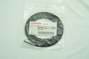 OEM Honda 08F03-SHJ-1100D Front / Rear Lip Spoiler Rubber Molding Strip Black
