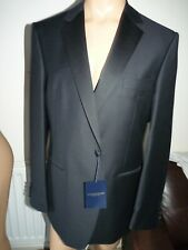 New Gieves & Hawkes 48R Single Breasted 100% Wool Notch Dinner Jacket Blazer