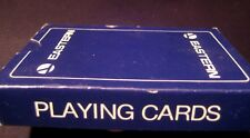 Eastern Airlines Bridge Size Deck of Cards