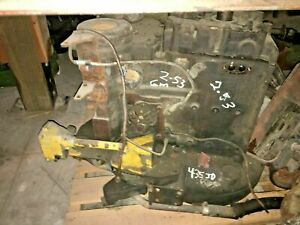 JOHN DEERE 435 Engine on a Detroit 2-53 Engine Block #5125422