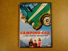 DVD / CAMPING-CAR / VACANCES, J'OUBLIE TOUT. MEME LE FREIN A MAIN. (R. WILLIAMS)
