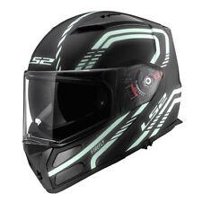 Multi-Composite LS2 Vehicle Helmets with Hi-Vis/Reflective