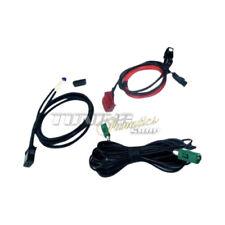 Für Audi MMI 3G TV Tuner Kabelbaum Kabel Adapter SET zur Nachrüstung Original
