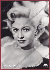 MARILYN MAXWELL 05 ATTRICE ACTRESS ACTRICE CINEMA MOVIE - USA Cartolina FOTOGRAF