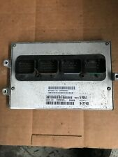 04-05 Jeep Liberty P56044576AI 3.7L AT PCM Ecu