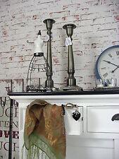 Deko-Kerzenleuchter im Antik-Stil aus Eisen