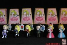 Yujin The Rose of Versailles Kids Figure Key Chain, set of 6