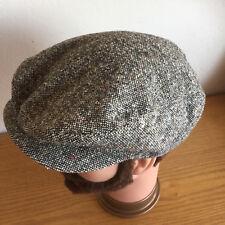 Totes Tweed  Rain Rolls Off  Newsboy Golf Cabbie Gatsby Flat Hat    M
