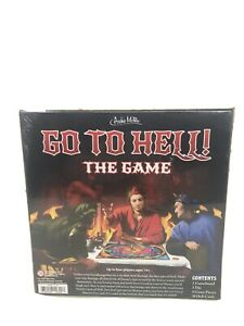 GO TO HELL! THE GAME - ARCHIE MCPHEE Board Game NIB 2017