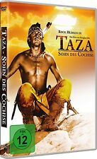 DVD TAZA, DER SOHN DES COCHISE v. Douglas Sirk, Rock Hudson ++NEU