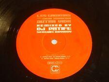 "LES GAMMAS feat NINA MIRANDA - Outra Vida - 2002 German 4-track 12"" Vinyl Single"