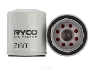 Ryco Oil Filter Z160 fits Holden Commodore VB SLE 5.0 V8 308 (Red), VE 6.0 V8...