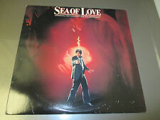 1989 V/A Sea Of Love Soundtrack LP PROMO Mercury ‎422 842 170-1 EX/EX Tom Waits