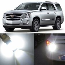 Alla Lighting Back-Up Light 3157KX LED Bulbs for 99~06 Cadillac Escalade ESV EXT