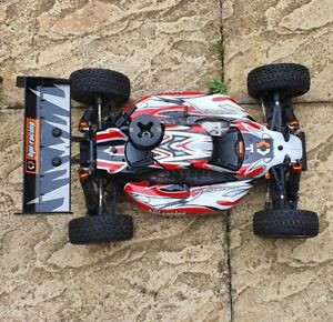 Hpi trophy 3.5 nitro RC Buggy