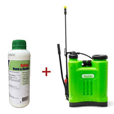 16L KNAPSACK SPRAYER WITH GALLUP EXTRA STRONG SPRAY WEED KILLER