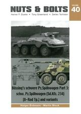 Nuts&Bolts 40: Büssing's 8-Rad Panzerspähwagen Teil3 Modellbau/Buch/Fotos/Bilder