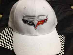 Chevrolet C6 Corvette 60th Anniversary cotton Twill RACE CAR CAP BASEBALL hat