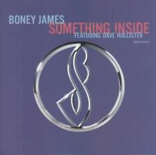 Boney James Something Inside PROMO w/ Artwork MUSIC AUDIO CD Edit Dave Hollister