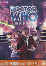 Doctor Who - Day of the Daleks (Jon Pertwee) ( New DVD