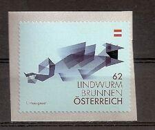 Österreich 2013, Nr. 3090 y, Lindwurmbrunnen, Klagenfurt postfrisch (mnh)