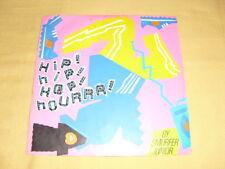 Smurfer Junior – Hip! Hip! Hop! Hourra! 7'' 45 RPM Single Promo