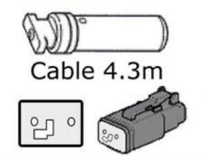ABS SENSOR FH/M DISC L/H - 20915970, 21363488, 7420915970, 7421363488