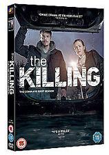 The Killing (US version) Season 1, DVD 4 disc set - region 2