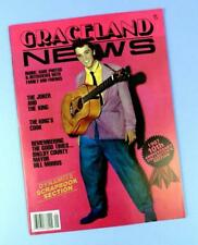 Elvis Presley 10th Anniversary Graceland News Magazine - Collector's Edition