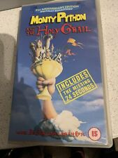 Monty Python And The Holy Grail (1974 Vhs, 20th Century Fox 2146C)
