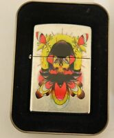 ZIPPO 20910 Voodoo Reaper ACCENDINO originale LIGHTER Limited Edition Z43