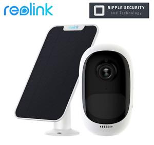 Reolink Argus Pro 1080P Wireless Solar Power Security Camera Kit
