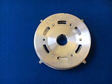 Ford CVH RS Turbo Billet Aluminio Manivela Polea con rueda de disparador de 4lug Cosworth