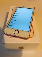 Apple iPhone SE 32GB Rose Gold (Unlocked) A1723 (CDMA + GSM) FAULTY