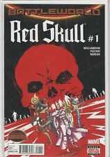 "Battleworld ""Red Skull"" (Marvel) #1 NM"
