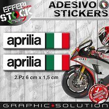 Adesivo / Sticker compatibili APRILIA racing italy rsv4 rsv1000 shiver tuono rs
