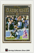 1999 Cadbury AFL Mark Of The Year 1998 #18 Winston Abraham (Kangaroos)