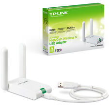 TP-LINK (TL-WN822N) 300MBPS HIGH GAIN WIRELESS WIFI USB ADAPTOR DONGLE REALTEK