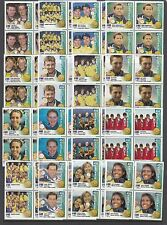 2000 OLYMPIC GAMES Gold Medal Winners, set in blocks of 4, Mint Never Hinged