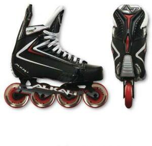 Inliner Hockey Inliner für Herren Hockeyskates der MarkeAlkaki RPD Team +