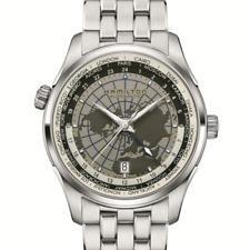 Hamilton Jazzmaster GMT Automatic Mens Watch - H32605181